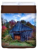 New Hampshire Barn Eaton Nh Duvet Cover