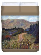 New Hampshire Road Duvet Cover