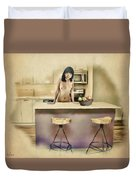 New Haven - Asian American Series Duvet Cover