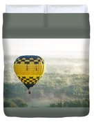 New Heights  Duvet Cover