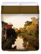 New Hope, Pa Duvet Cover
