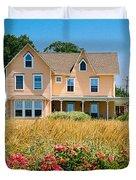 New Jersey Landscape Duvet Cover