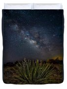New Mexican Night Duvet Cover