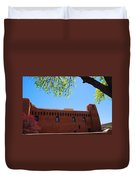 New Mexico Museum Of Art Duvet Cover