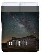 New Mexico Night Sky Duvet Cover