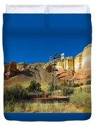 New Mexico Ranch Duvet Cover