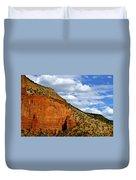 New Mexico Duvet Cover