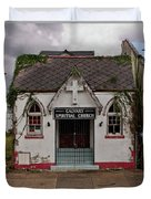 New Orleans Chapel Duvet Cover