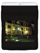 New Orleans Nights Duvet Cover
