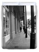 New Orleans Street Photography 1 Duvet Cover