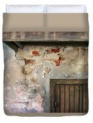 New Orleans Wall Duvet Cover