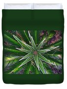 New Palm Leaves Duvet Cover