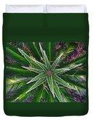 New Palm Leaves Duvet Cover