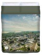 New Rochelle 4 Duvet Cover