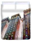 New York City 1 Duvet Cover
