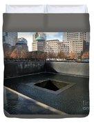 New York City National September 11 Memorial Duvet Cover