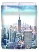 New York Fairytales Duvet Cover