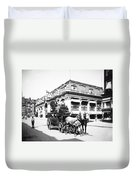 New York: Fifth Avenue Duvet Cover