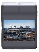 New York Mets Citi Field Duvet Cover