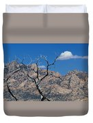 New York Mountains #1 Duvet Cover