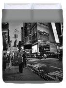 New York, New York 1 Duvet Cover