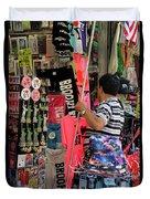 New York, New York 14 Duvet Cover