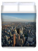New York, New York 27 Duvet Cover