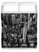New York, New York 5 Duvet Cover