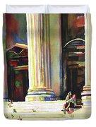 New York Public Library Duvet Cover