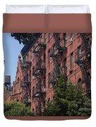 New York Soho Duvet Cover