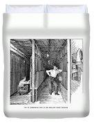 New York: Telephone, 1891 Duvet Cover