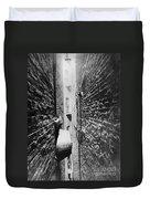 New York: Tenement, C1890 Duvet Cover