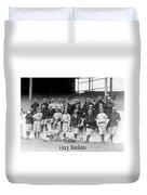 New York Yankees 1913 Duvet Cover