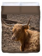 New Zealand Cow Duvet Cover