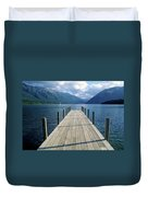 New Zealand Dock Duvet Cover