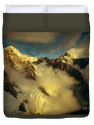 New Zealand, South Island Duvet Cover