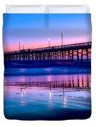 Newport Sunset Duvet Cover