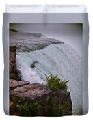 Niagara Fall Edge Duvet Cover