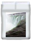 Niagara Falls 1 Duvet Cover