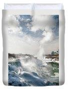 Niagara Falls 4601 Duvet Cover