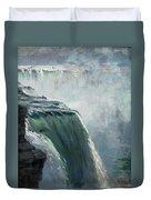 Niagara Falls Ny Duvet Cover