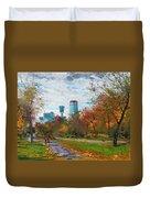 Niagara Falls Park Duvet Cover