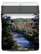 Niagaratributary Duvet Cover