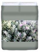 Nice Flowers  Duvet Cover