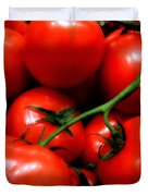 Nice Tomatoes Baby Duvet Cover