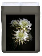 Night Bloomers 4.21 Duvet Cover