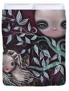 Night Creatures Duvet Cover