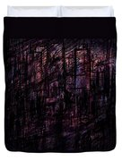 Night Lovers Duvet Cover