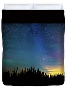 Night Of Enchantment Duvet Cover