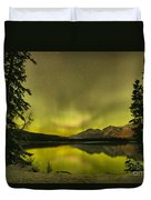 Night Sky Magic Duvet Cover